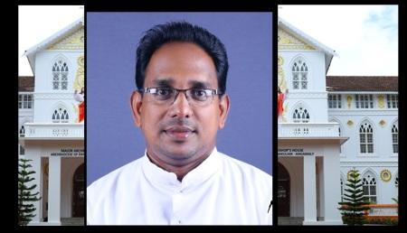 Cardinal George Alencherry - Ernakulam-Angamaly Archdiocese-Fr. Varghese Sabu