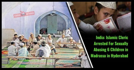 Hyderabad Madrassa pedophile- Islamic centre