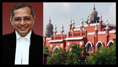 Judge Vidyanathan, Madras High Court