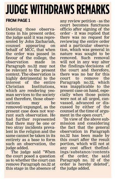 Para deleted. Deccan Herald.2