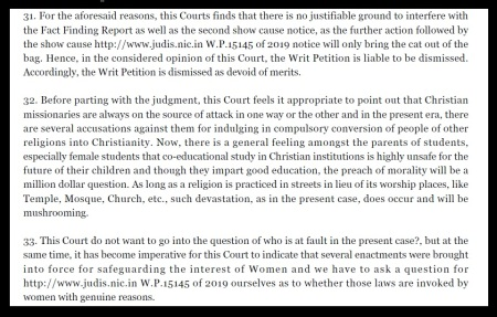 Para.32 of the Judgment